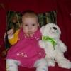 Долгожданная доченька 2 месяца