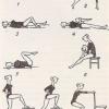 Гимнастика при артрозе тазобедренного сустава: подбираем упражнения