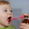 Как вылечить кашель грудному ребенку.