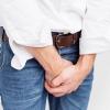 Недержание мочи у мужчин: причины и лечение